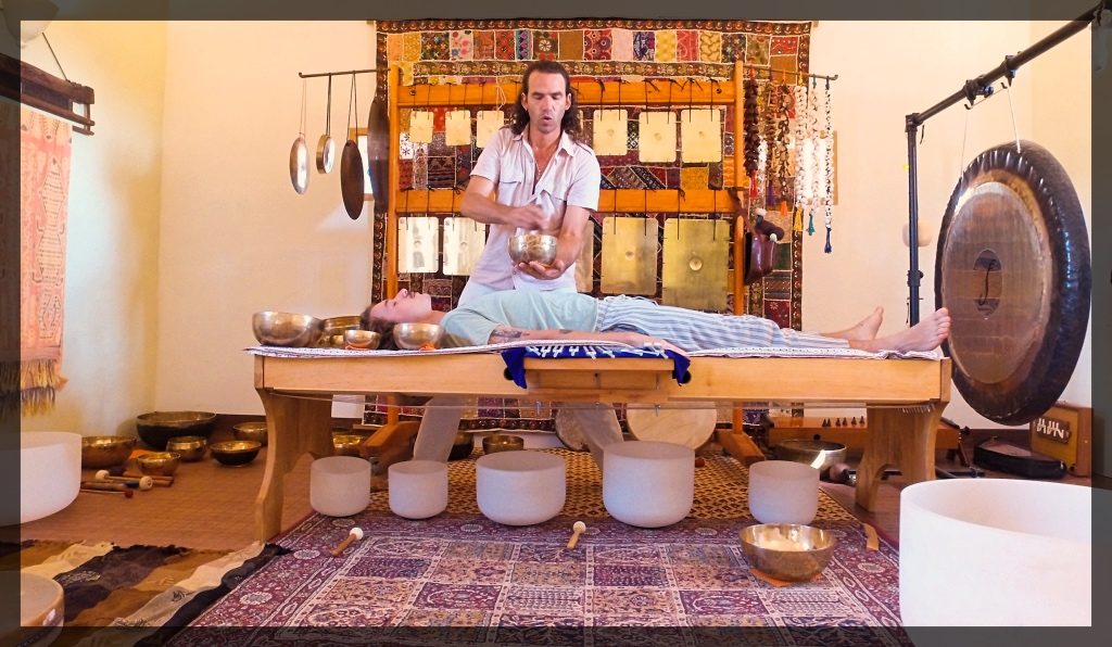 Vibrational Sound Healing | Individual Sound Bed Session | Music